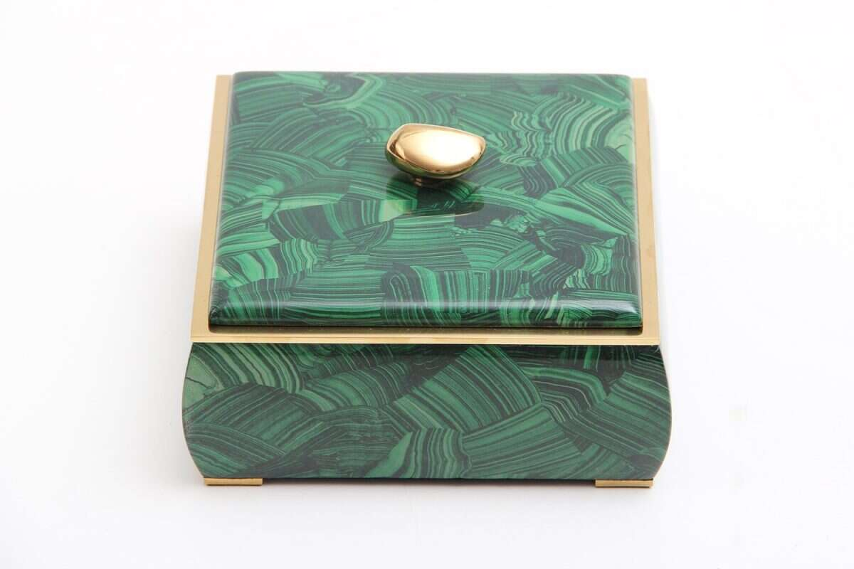 Sophie Box in Malachite 2