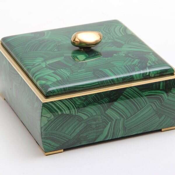 Sophie Box in Malachite 1