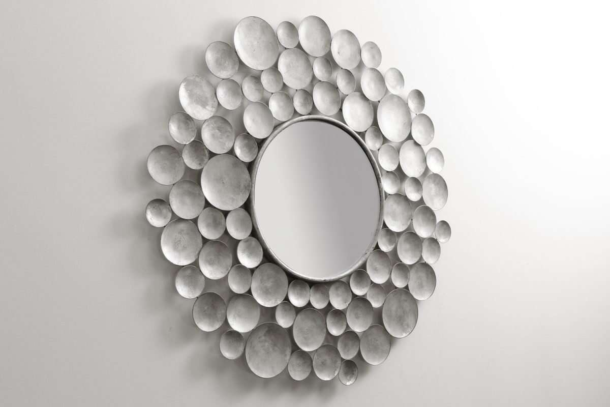 Sputnik Wall Mirror by Henry Forwood 1
