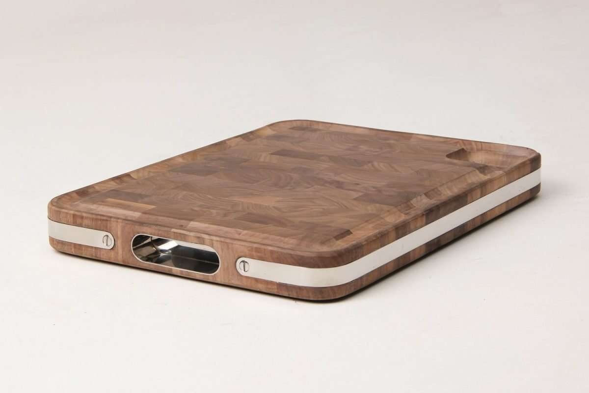 Walnut Carving board by Forwood Design 9