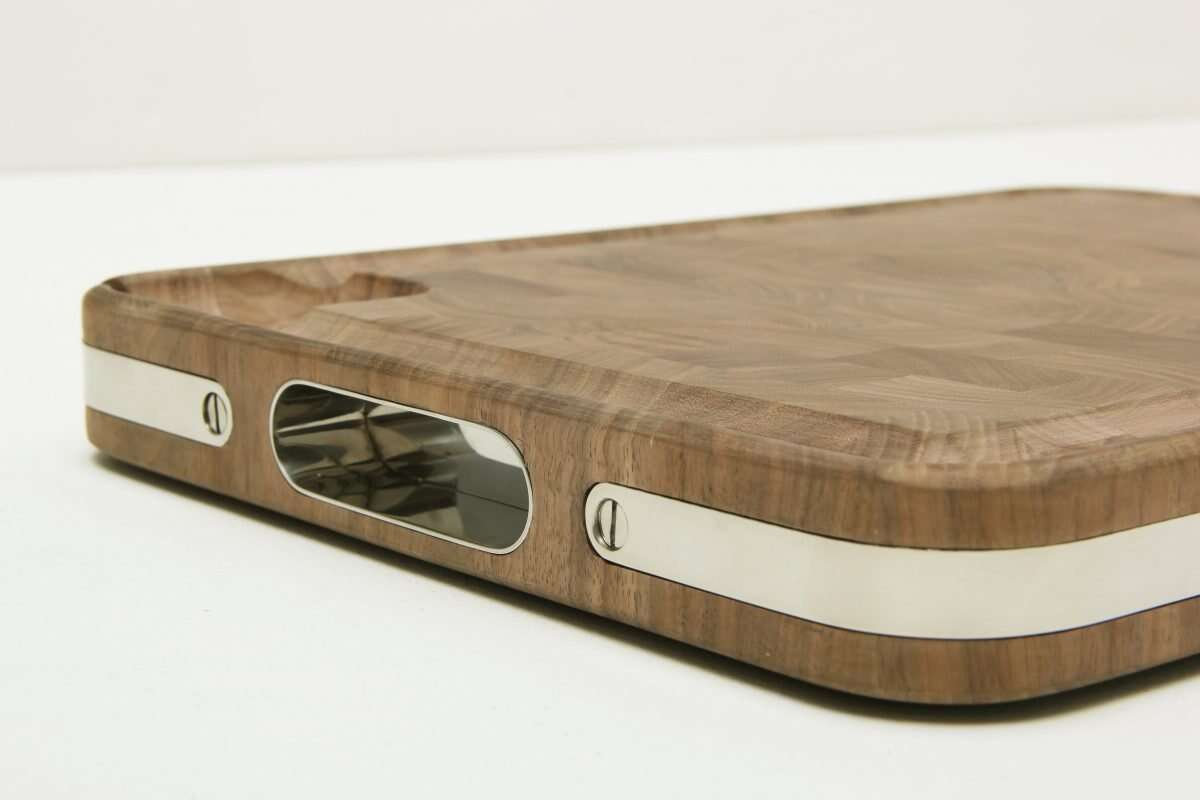 Walnut Carving board by Forwood Design 4
