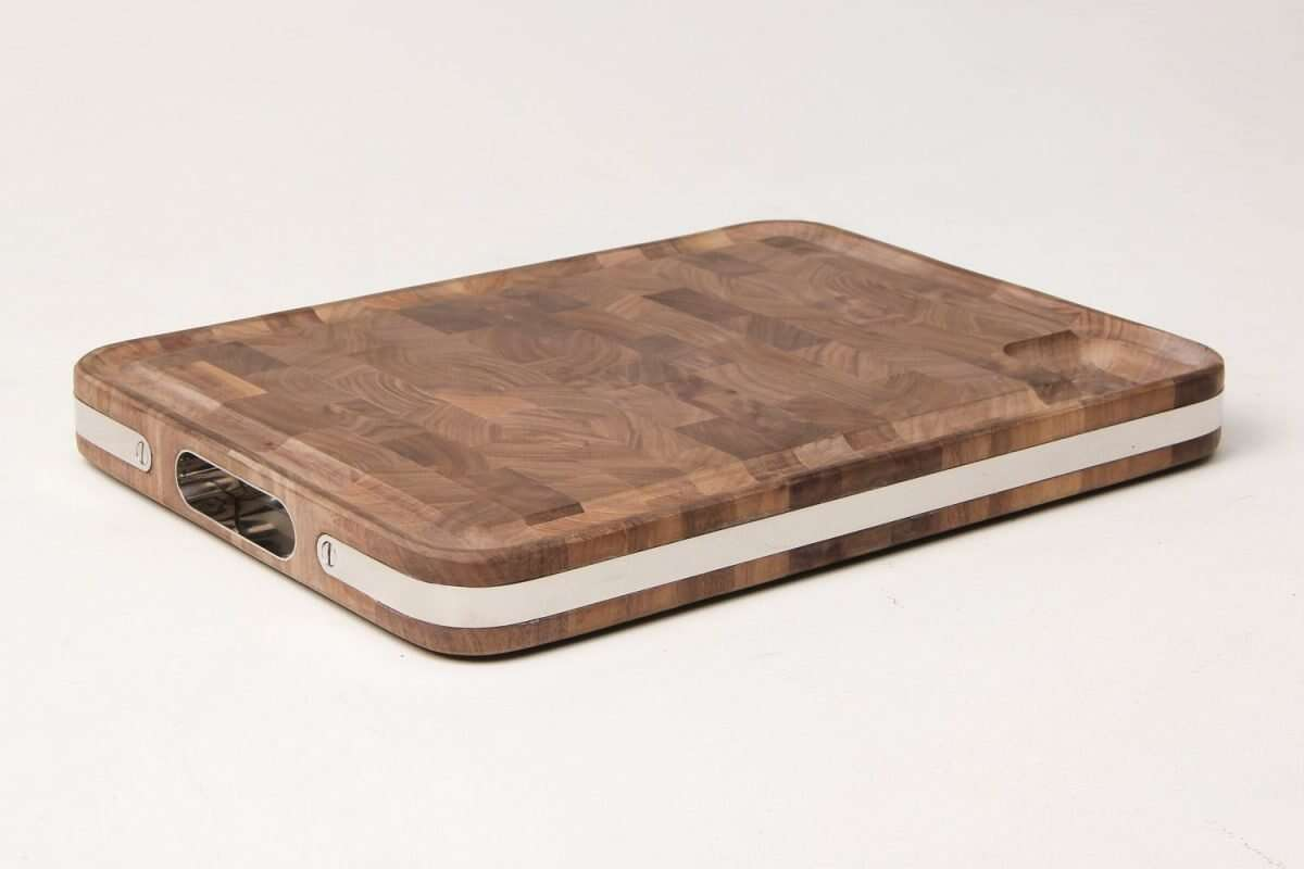 Walnut Carving board by Forwood Design 3