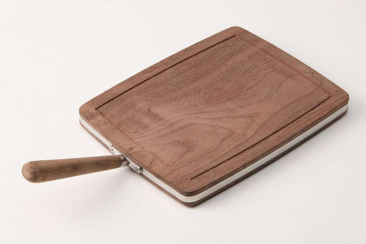 Walnut Cheese Board by Forwood Design 5