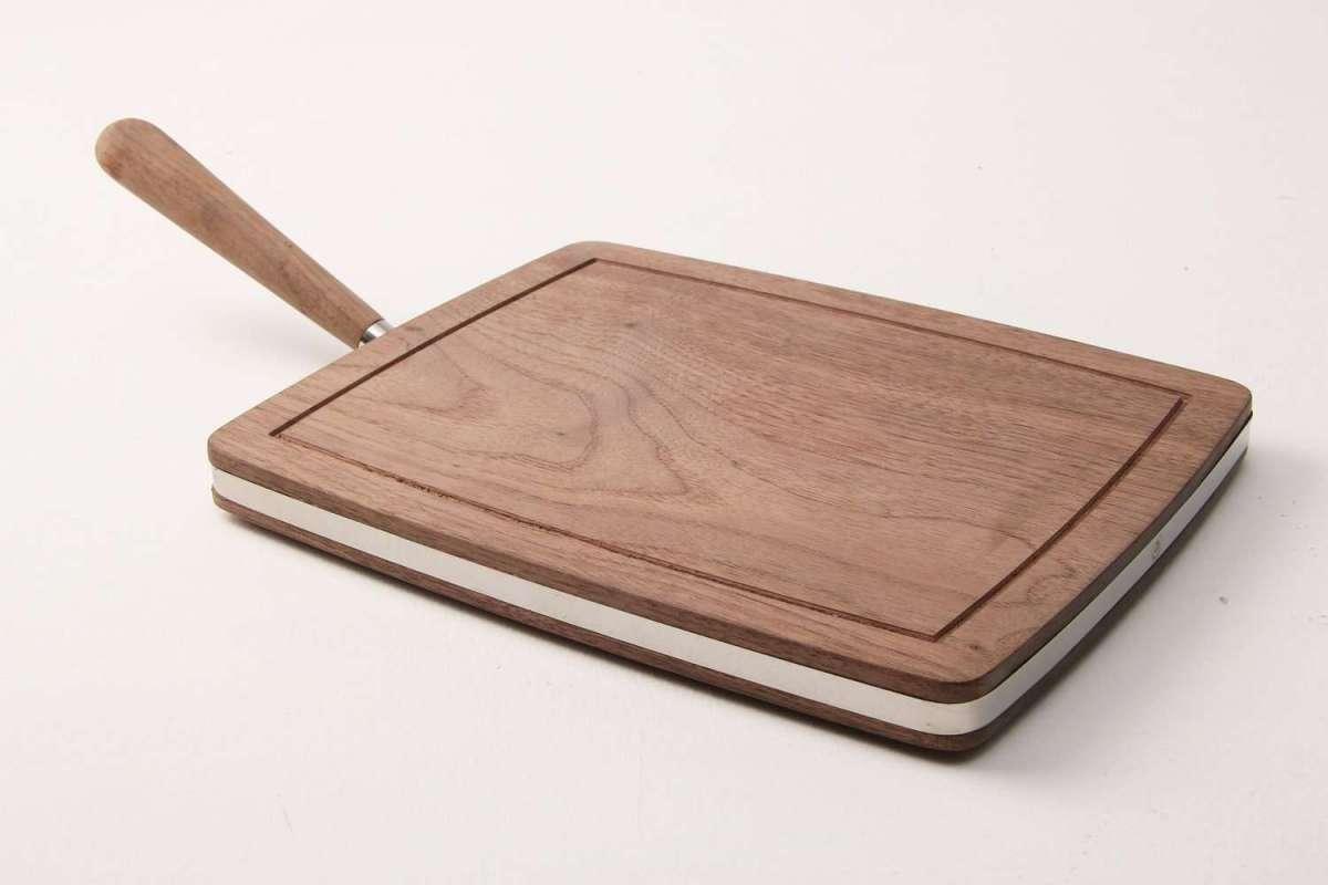 Walnut Cheese Board by Forwood Design 4