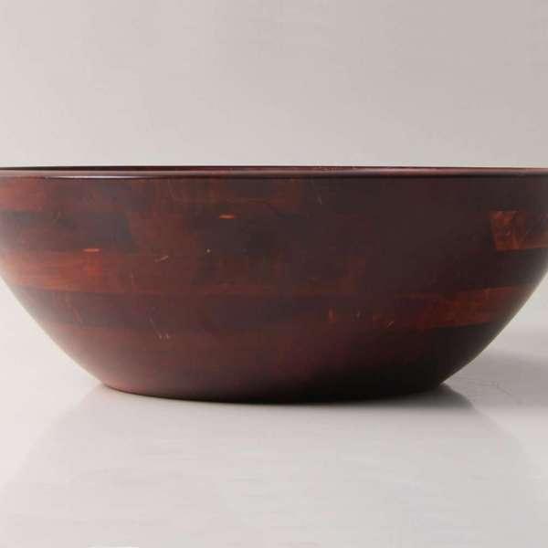Wooden Salad Bowl by Forwood Design 1