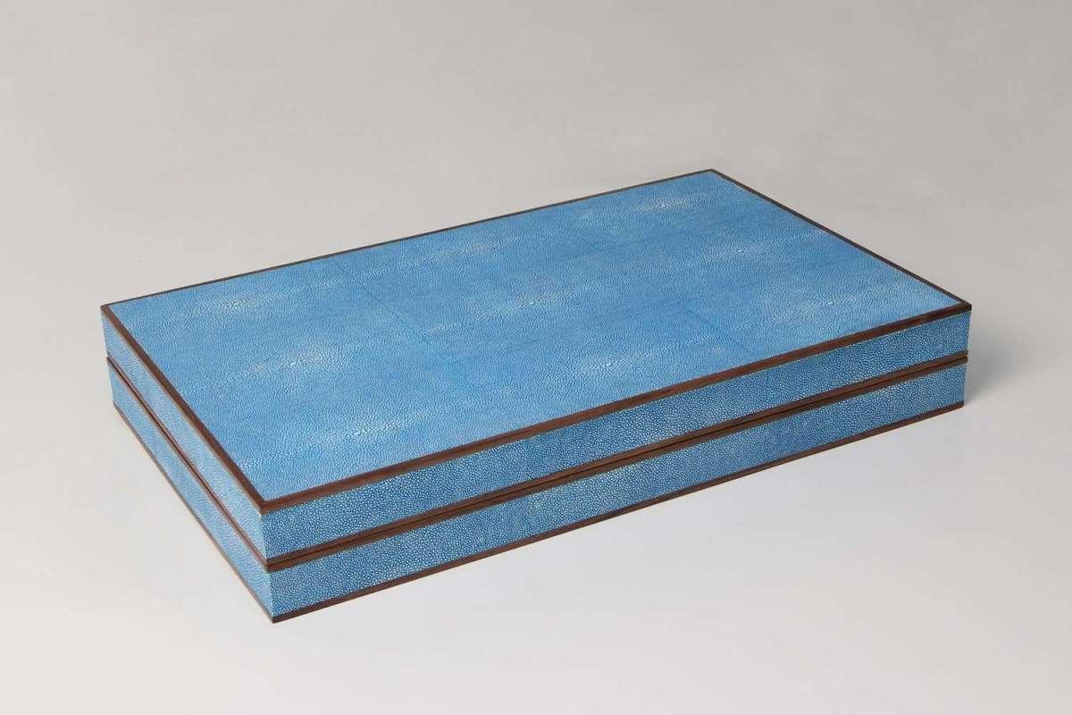 Deluxe backga board in blue