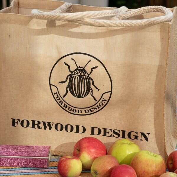 Forwood Design Jute Shopping Bag 4
