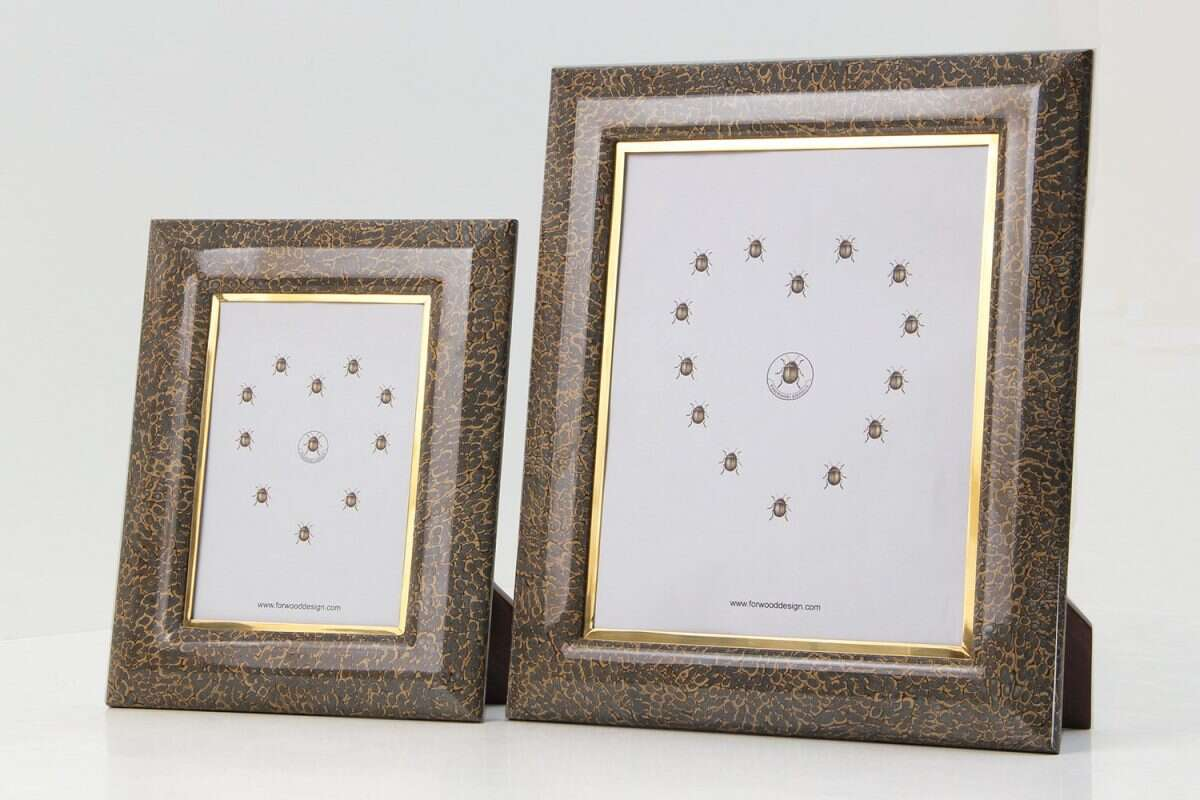 Bella Photo Frames in Eggshell by Forwood Design 4