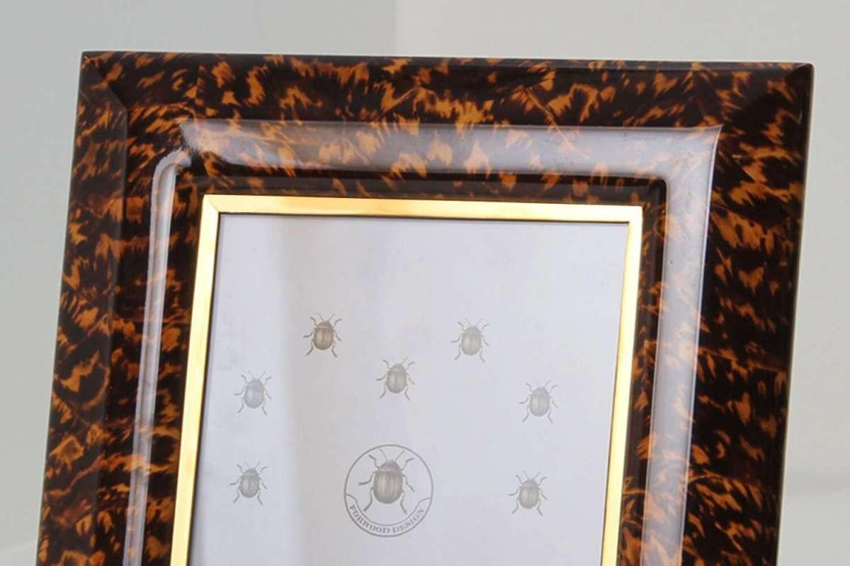 Bella Photo Frames in Tortoiseshell by Forwood Design 8