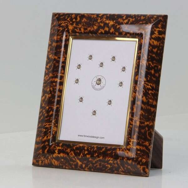 Bella Photo Frames in Tortoiseshell by Forwood Design 1 1