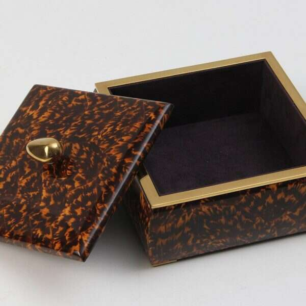 Sophie Box in Tortoiseshell by Forwood Design 6