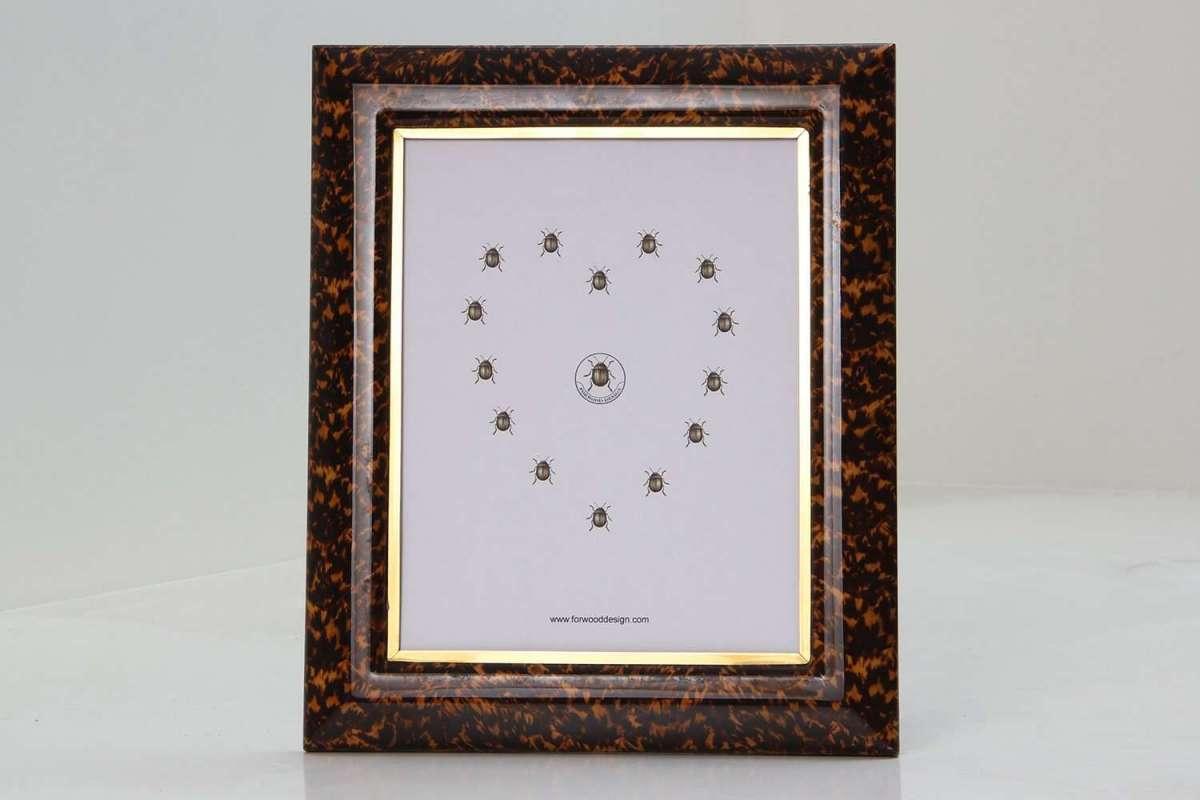 Bella Photo Frames in Tortoiseshell by Forwood Design 7