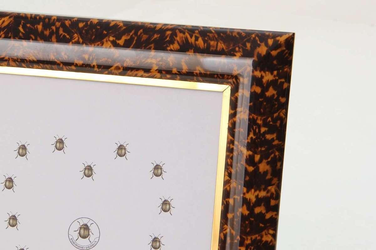 Bella Photo Frames in Tortoiseshell by Forwood Design 4