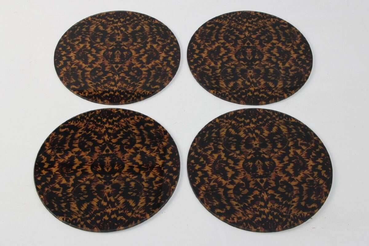 Tortoise shell Placemats 2