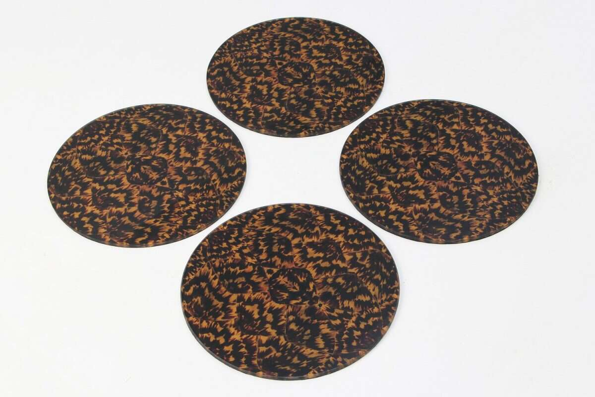 Tortoise shell Placemats 3