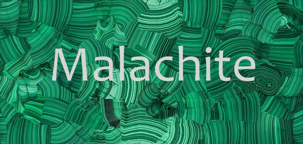 Malachite - Green Luxury